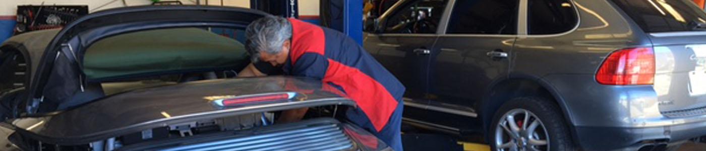 mercedes repair center In San Antonio